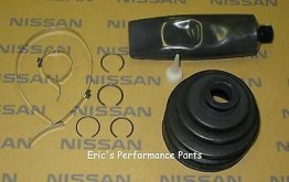Nissan 39241-0M625 OEM CV Outer Boot Repair Kit Sentra B14 B15 96-98 02-03 New