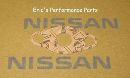 Nissan 15196-79E00 OEM Turbo Oil Return Gasket SR20 S13 GTiR + CA18DET RB26DETT