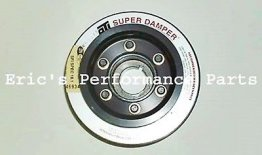 ATI Super Damper for Nissan RB25DET R34 NEO Lightweight Crank Pulley 750hp