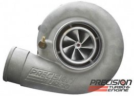 Precision Turbo 7275 GEN2 CEA 72mm 1200hp DBB Ported H T4 .81 Exhaust Housing