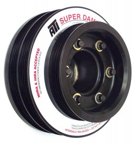 ATI 918599 Super Damper for Nissan RB26DETT R32 Street 750hp Harmonic Light New