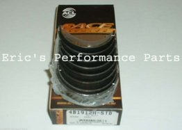 ACL 4B1912H-STD Race Rod Bearings H22 H22A4 H22A F20 F20C F22C 48mm AP1 AP2 BB6