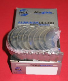 ACL 4B1680A-.25 Rod Bearings for Toyota 7AFE Corolla Caldina Carina Corona +.25