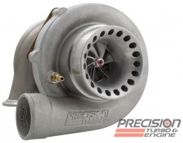 Precision GEN2 PT5558 CEA® Turbocharger 5558 Turbo 55mm 650hp Dual Ball Bearing