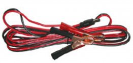 Innovate 3734 12V Power Cables Battery Alligator Clips for LM-1 DISCONTINUED NOS