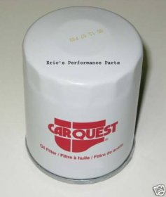 Car Quest Oil Filter for Nissan SR20DET S13 GTiR KA24 RB20 RB25 RB26 R32 R33 34