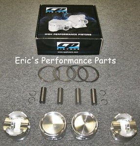 CP SC7199 Pistons for Mitsubishi 4G63 85mm 9:1 Eclipse Evo DSM 7-Bolt
