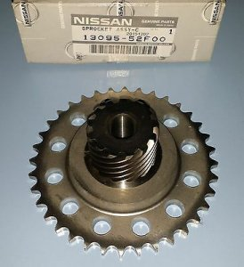 Nissan 13095-52F00 Exhaust Cam Gear SR20DET S13 S14 CAS Drive Worm Gear Built In