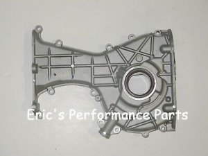 Nissan 13500-6M00A OEM Oil Pump Front Cover SR16VE B15 N15 Pulsar Rotors Include