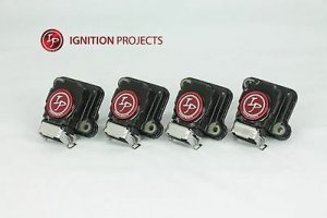 Ignition Projects IP-A121401 Plasma Direct Coil Packs Audi VW