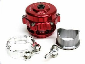 Tial Q Blow Off Valve 50MM RED TIL-BOV-007 GENUINE TIAL - NOT COPY