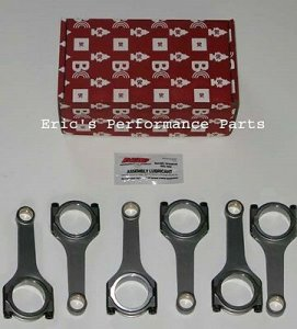 Brian Crower BC6099 Connecting Rods For Acura C30