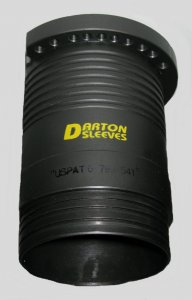 Darton 900-400-P MID Sleeves for Toyota 1GRFE 1GR TACOMA V6
