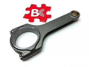 Brian Crower BC6134 H-Beam Connecting Rods For Mitsubishi 4B11 Turbo