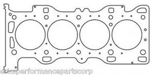 Supertech MLS Head Gasket for Ford Duratec 2.0L 2.3L Mazda 3 6 91mm x 0.75mm