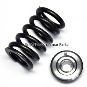 Brian Crower BC0050 Springs + Titanium Retainers Kit for Honda K20A3 K24A1