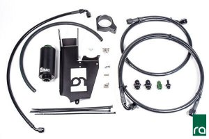 Radium 20-0376-05 Fuel Hanger Plumbing Kit for EVO 8-9 Microglass Filter