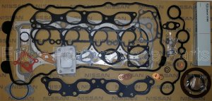Nissan 10101-8H626 OEM Engine Rebuild Gasket Kit SR20VET T30 X-Trail Turbo