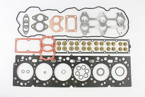 "Cometic PRO3004T Top End Gasket Kit for Dodge Cummins 09-up 6.7L 4.312"" MLX Head"