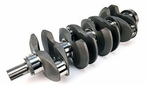 Brian Crower BC5018 Crankshaft For Honda B16A 84.5mm Stroke 4340 Forged