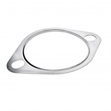 "ATP-GSK-013 Exhaust Gasket 2-Bolt 3"" Inch Steel for Turbo Down Pipe Catalytic"